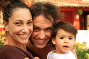 Raul & Marina & Lola