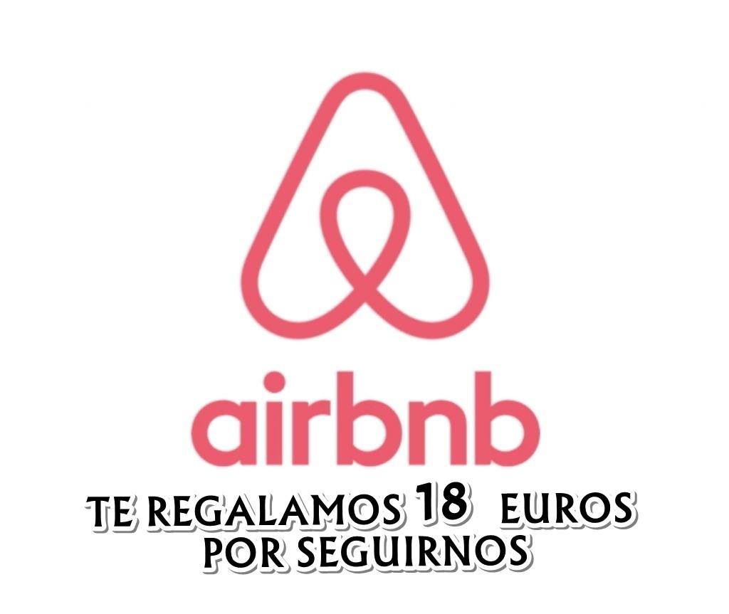 18 EUROS EN AIRBNB