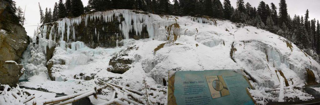 Panorámica PN Banff
